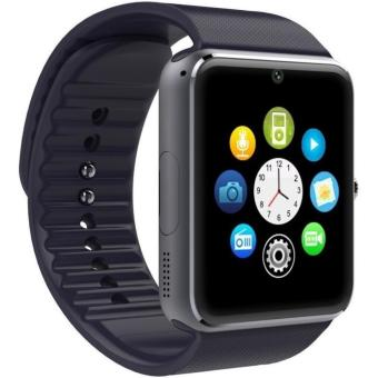 Harga PROMO MURAH! Smartwatch GT08 Bluetooth with SIM Card and Micro SD slot for Android Smartphone & Iphone