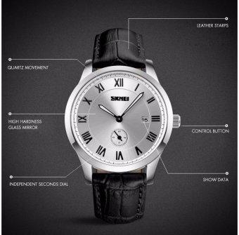 Skmei Merek Watch 1133 Wanita Mode Santai Quartz Stainless Steel Source · SKMEI merek Watch 1132