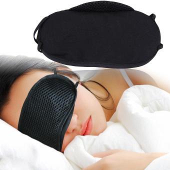 Tidur Dari Sutra Yang Dipenuhi Masker Mata Tidur Maskara Hitam Source Menutupi Warna .