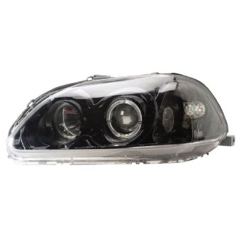 Eagle Eyes - Headlamp Projector Angel Eyes Ccfl Honda Ferio