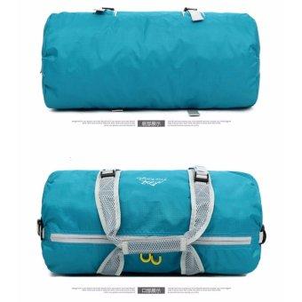 Gear Bag X men Edition Light Grey Tas Laptop Backpack Raincover FREE Cano Mini Rider XM59