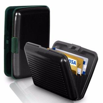 Credit Card Multifunction Wallet Dompet Kartu Kredit Card Guard Card Caddy Aluma Wallets ...