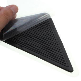 Berfin Carpet Keset Turki . Source · GAKTAI Ruggies Rug Carpet Grippers Reusable Triangle Pads 4pcs