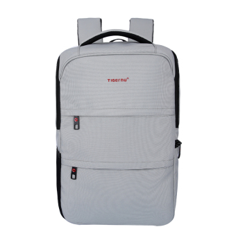 Harga Tigernu Business Daily Laptop Backpack for 12-15inches Laptop T-B3202(silver) - intl