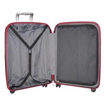 Lojel Streamline Sport Koper Hard Case Small/21 Inch (Red)