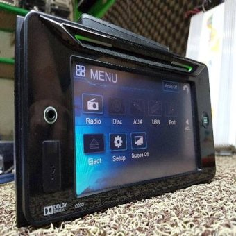 Harga Head Unit Innova G 2015