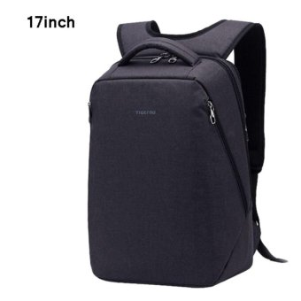 Harga 2017 Tigernu 17 Inches Fashion School Teenager Bag Large Capacity Causal Laptop Backpack - intl