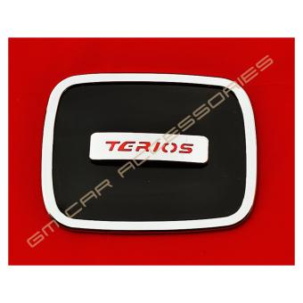 Harga GM Cover Tank Hybrid Black Terios Red