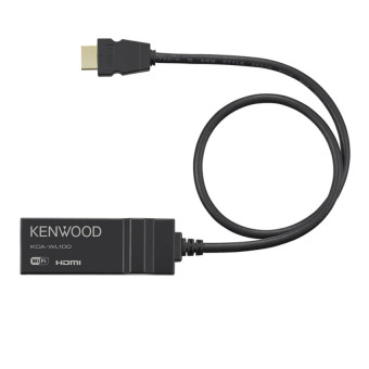 Harga Kenwood - KCA-WL100 - Dongle Wifi - Mirror Link - Konek Android