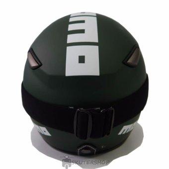 Nomor Cantik XL . Source · Jpn Helm Momo Vintage With Osbe Goggle Mask Plus Pet