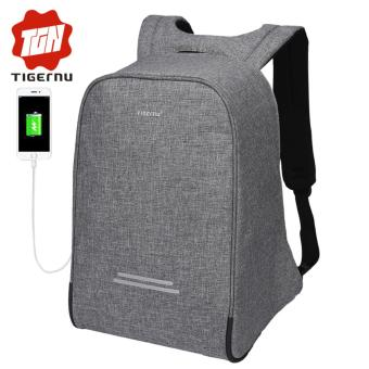 Harga Tigernu Anti-thief Design Waterproof Fashion Backpack for 12-15.6inches laptop 3213 - intl