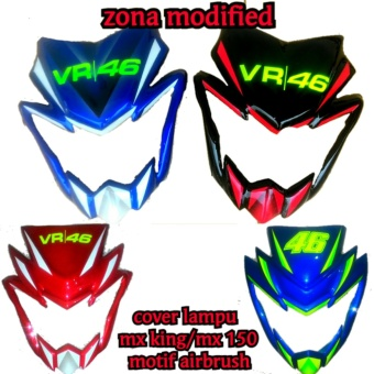 Harga cover lampu mx king