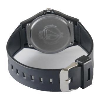 Analog Pria Wanita Couple Free Wallet Kanvas Biru Dial Biru Bezel Hitam Sax . Source · Swiss Army-Jam tangan wanita-Tali Kuluit-Analog. Source .