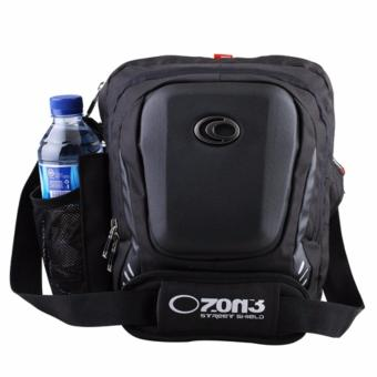 Harga Ozone Netbook/ Ipad Shoulder Bag 740 + Raincover - Hitam