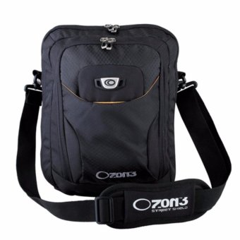 Harga Ozone Netbook/ Ipad Shoulder Bag 742 + Raincover - Hitam