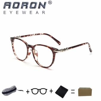 [Buy 1 Get 1 Freebie] AORON Brand Retro Reading Glasses Anti-fatigue Computers
