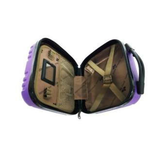 12beautycase Source · Koper Polo Maple ABS Vertical Stripe Six B11 deep purple .