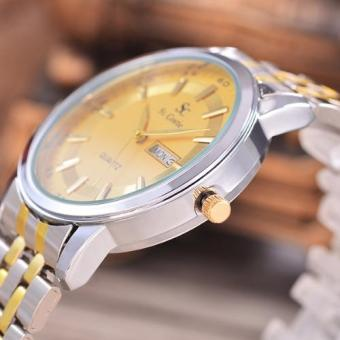 Foto Produk Saint Costie Original Brand Jam Tangan Wanita Body Silver Gold Gold .