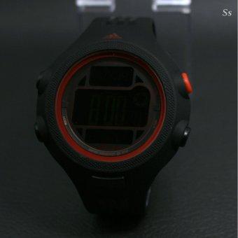 Jam tangan Sporty Pria - Design Exlusif - Rubber strap - Digital .