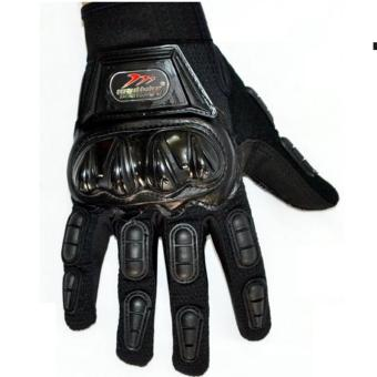 Harga Madbike Mad-10 Hitam Sarung Tangan Full Sepeda Motor Touring Tour Bikers Bike Gloves Sports Outdoor