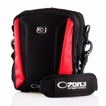 Harga Ozone Netbook/ Ipad/ Tablet Shoulder Bag 722 - Merah