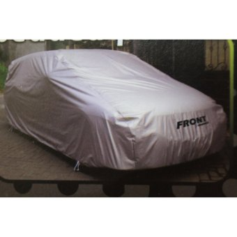 Impreza Body Cover Mobil Mazda 2 - Grey