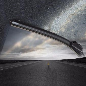 Air Source Klikoto Wiper Mobil Frameless 1 Set Toyota All New Sienta Free .