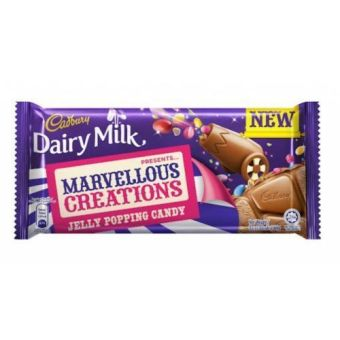 Harga Cadbury Marvellous Creations Jelly Popping Candy