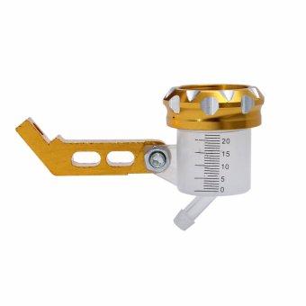AGM Tabung Rear Master Rem Model CNC - Gold