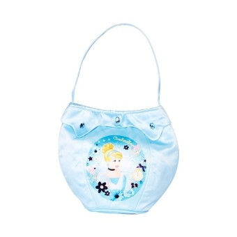 Harga Disney Princess Hand Bag Biru