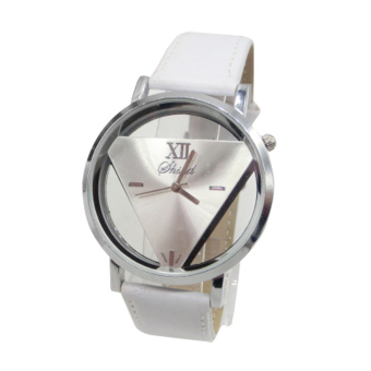 Harga High-Grade Leather Band Watch Business Watch With Delicate Quartz Dial Wrist Watch