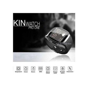 Harga Smartwatch KINwatch Pro One Smart Watch Water Resistant For Android Dan IOS