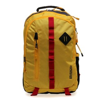 Harga American Tourister Buzz 2015 Backpack - Yellow