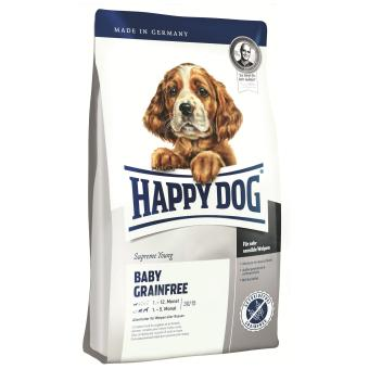 Harga Happy Dog Supreme Young Baby Grainfree 1 Kg