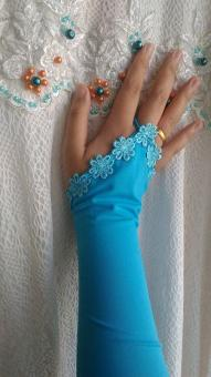 Harga Handsock Ring / Manset Jari Renda