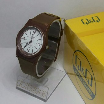 Harga Q&Q Attractive DA64J302Y Jam Tangan Pria Hitam PriceNia com Source · DS Source Q&Q Watch