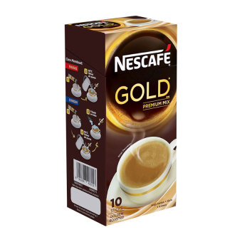 Harga Nescafe Gold 3in1 20gr Isi 10