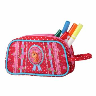 Okiedog Pony Pouch Red - 2