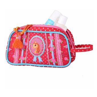 Okiedog Pony Pouch Red