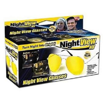 Harga Kaca Mata Night View - Night View Glasses (Malam hari jadi terang benderang)