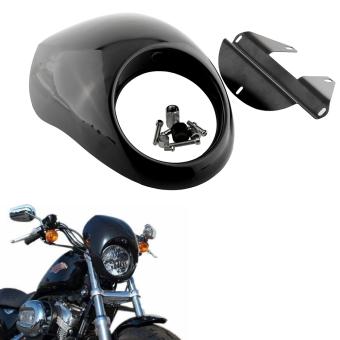 Harga Terbaru Dari 1 Inci 25 Mm Anti Selip Tepi Dipotong Stang Source · Black Headlight