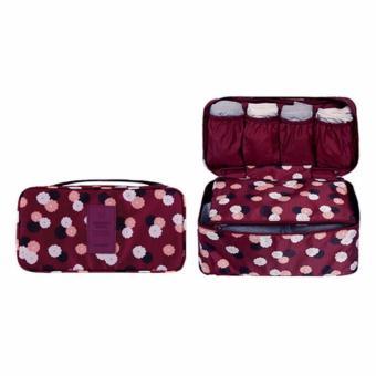 Youve Butterfly Bra Black Bh Pakaian Dalam Pelengkap Pakaian Wanita7 Source · Biru Source Foto Produk Lynx Candy Underwear bag Storage Tas Pakaian Dalam