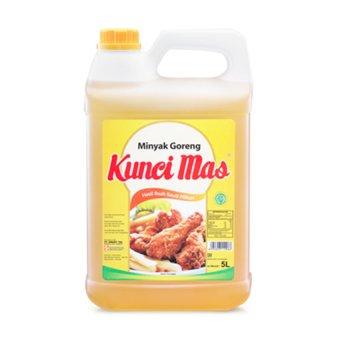 Kunci Mas Jerigen - 5000 ml