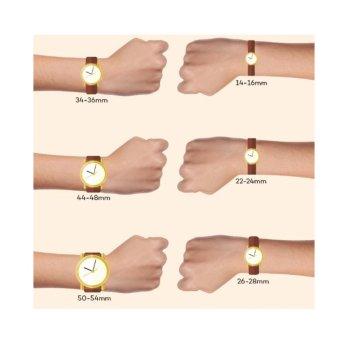 ... Galeri Gambar Jam tangan wanita Design Elegant Kaca Prisma CK 1109 Lengkap