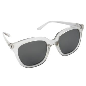 Seaglass WIKIHARGA Source Cat Eye Retro Sunglasses Ct Mn5007 Clear Silver Daftar .