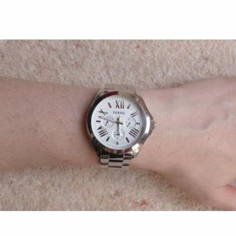 Fossil Cecile Multifunction Stainless Steel Watch, AM 4509 - 4 .