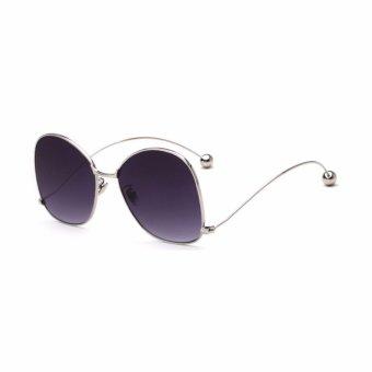 Oulaiou Fashion Accessories Anti UV Trendy Reduce Glare Sunglasses OF108 intl 3 .