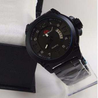 Harga Quiksilver Stainless Steel - Full Black
