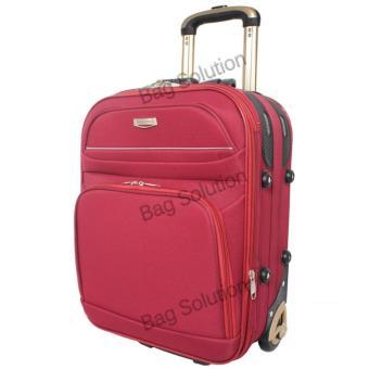 Real Polo Tas Koper Softcase Expandable 2 Roda 569 24 Inchi Coffee Source · 4 Roda 597 20 24 Inchi Source Gambar Polo Hunter Tas Koper