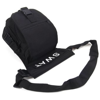 Harga Outdoor Leg Waist Bag (Black)